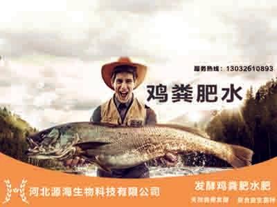 有机肥养鱼、有机肥肥水的使用方法